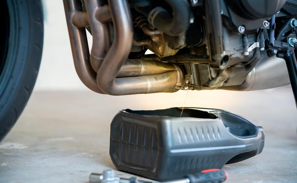 Cuál es el mejor aceite para moto cambio de lubricante
