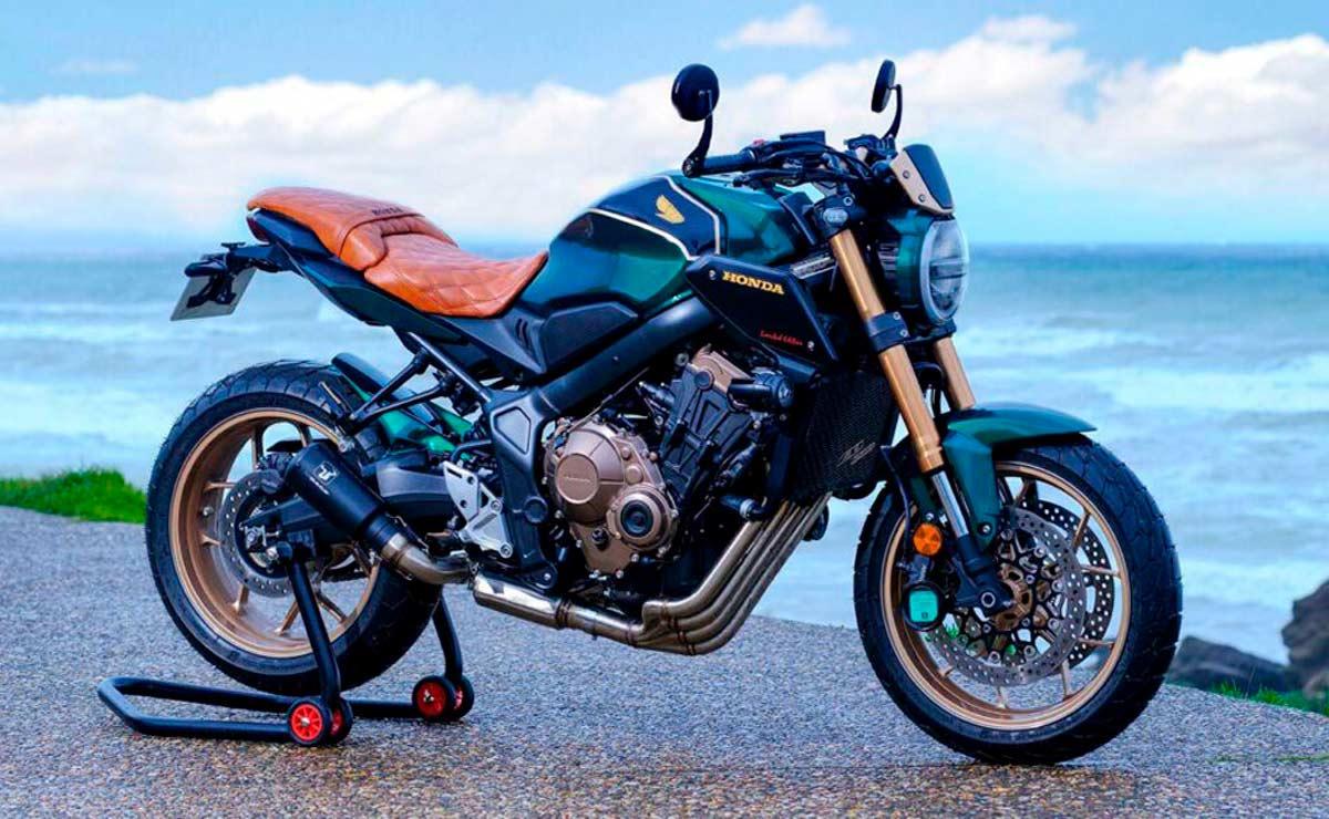 Honda CB650R Four Edición Limitada