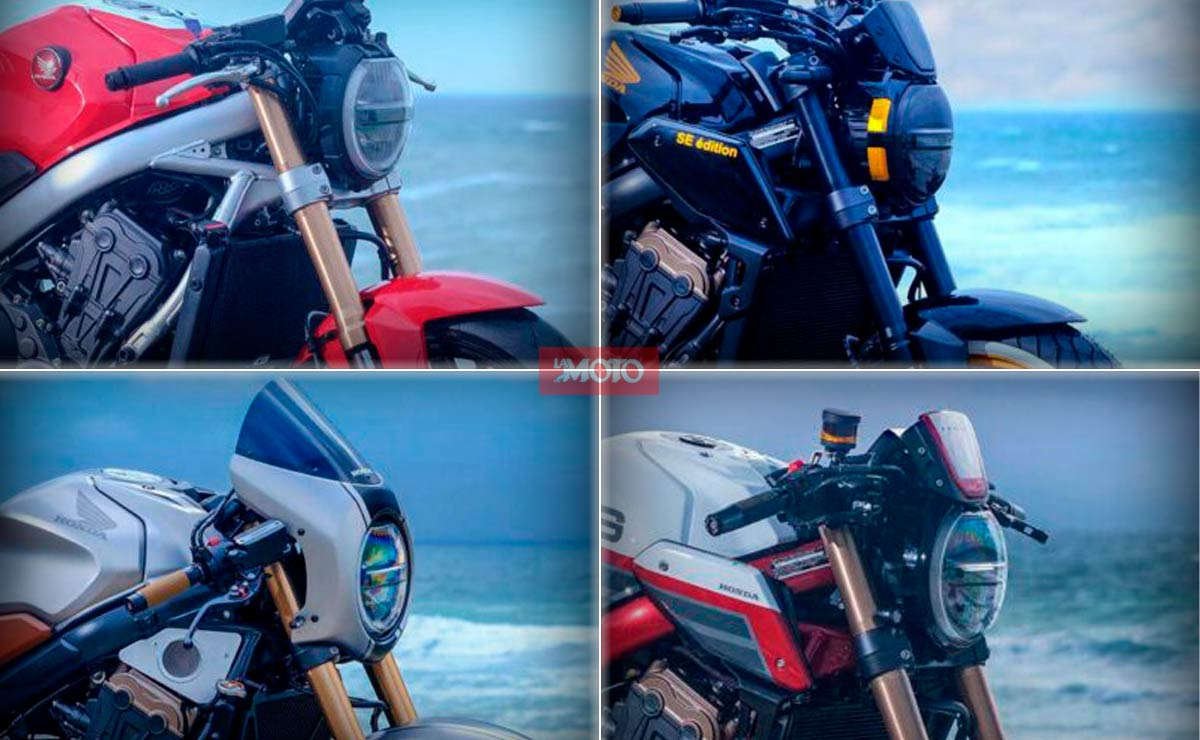 Honda CB650R portada