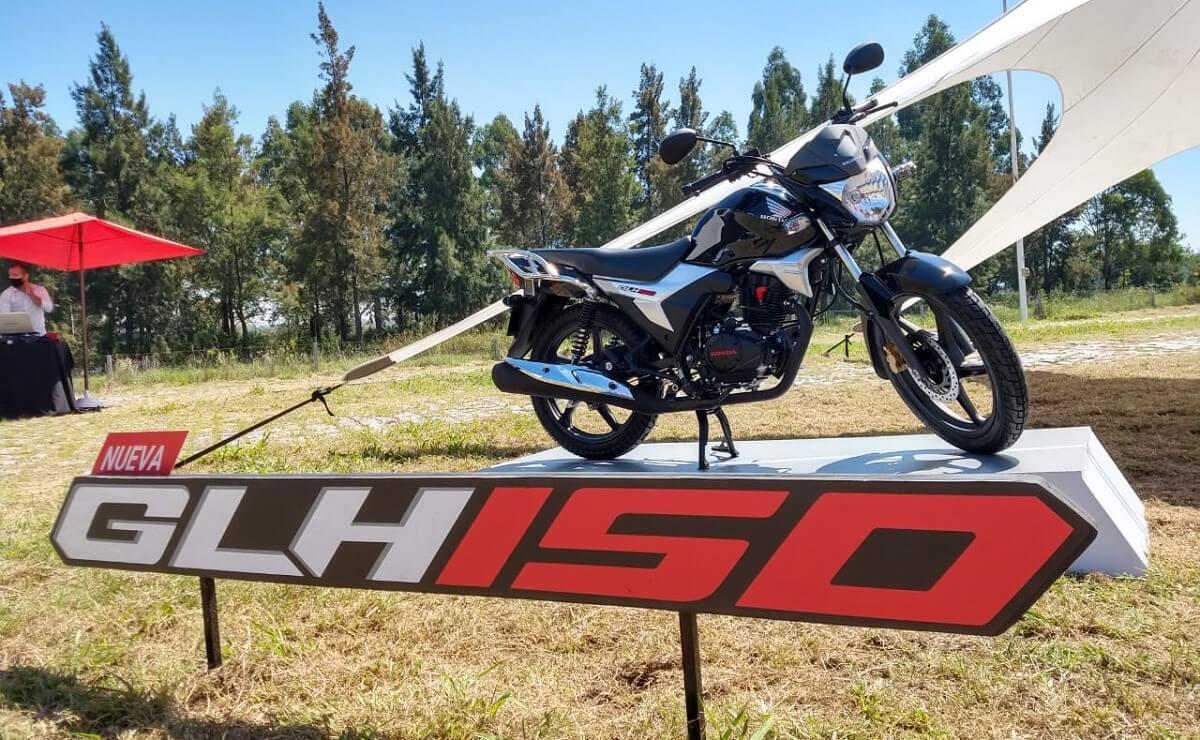 Honda GLH150 presentación