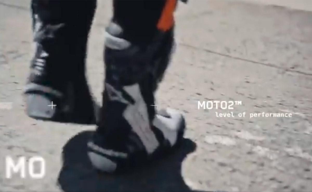 KTM Moto2 performance