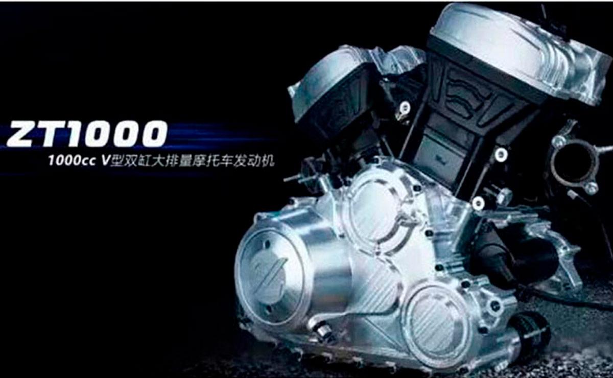 Motor chino atención Harley-Davidson 1000cc