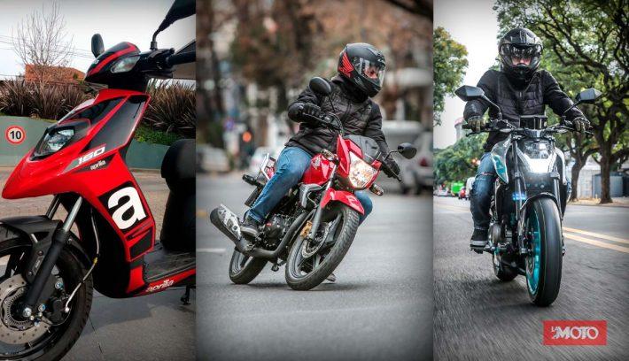 Resumen semanal Arpilia Honda CFMoto