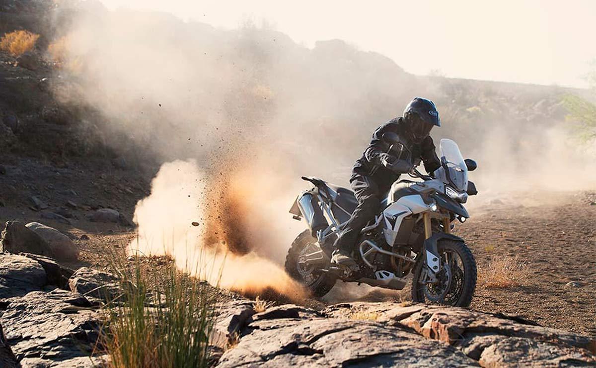 Triumph motocross enduro