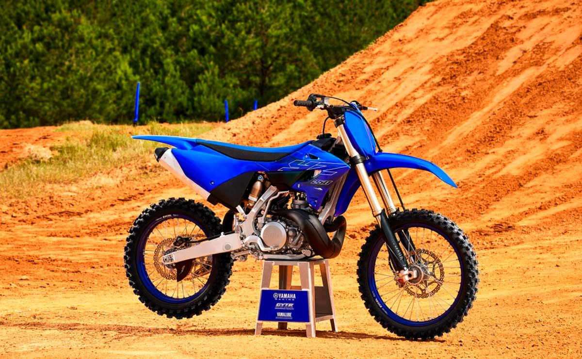 Yamaha YZ 250 2022