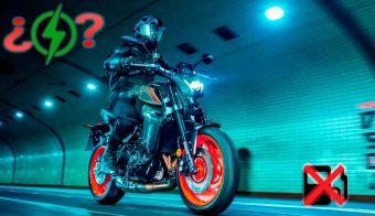 Yamaha anuncio combustible