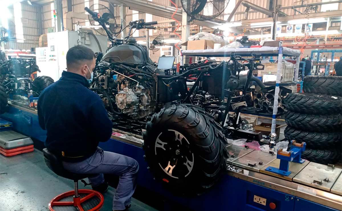CFMoto producirá en Argentina fabrica