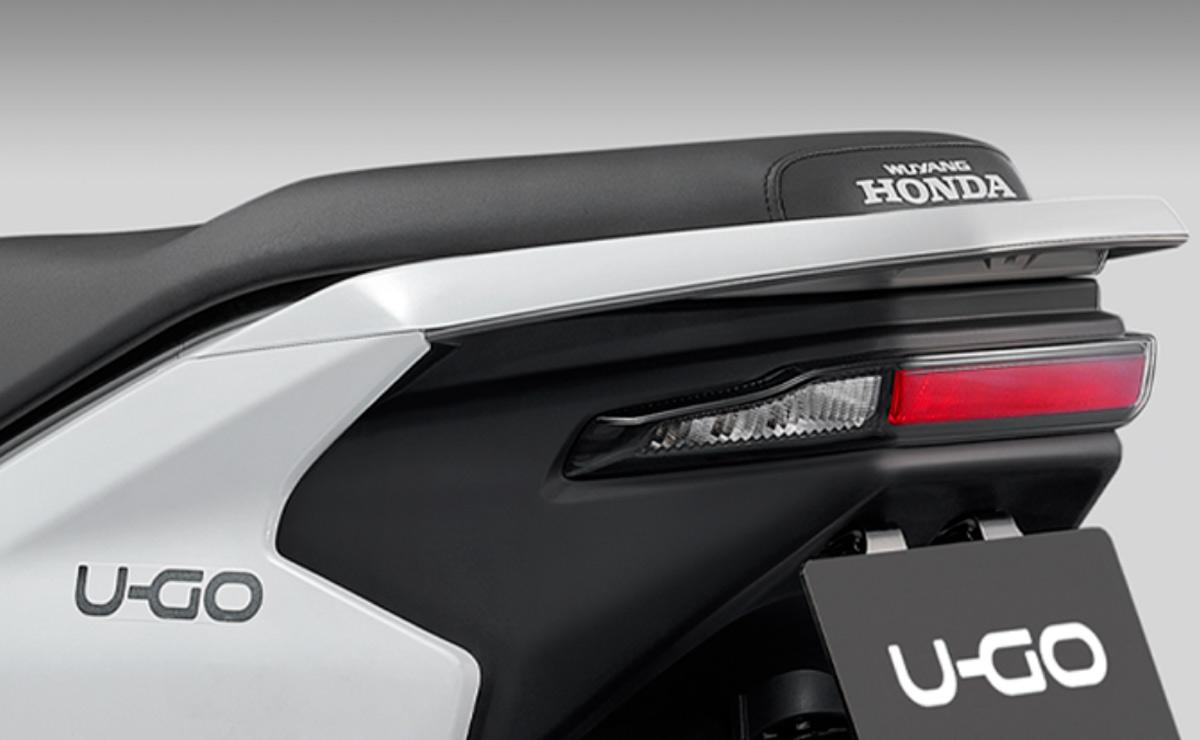 Honda U-GO scooter eléctrico teaser