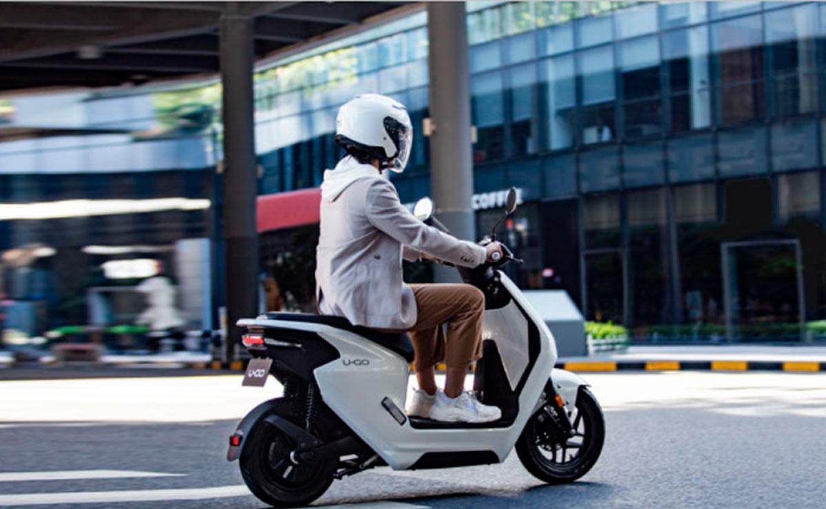 Honda U-GO scooter eléctrico