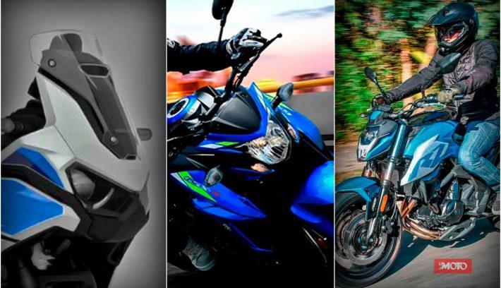 Resumen semanal Honda, CFMoto, Suzuki