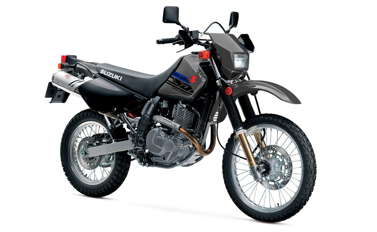 Suzuki regreso a la Argentina DR650