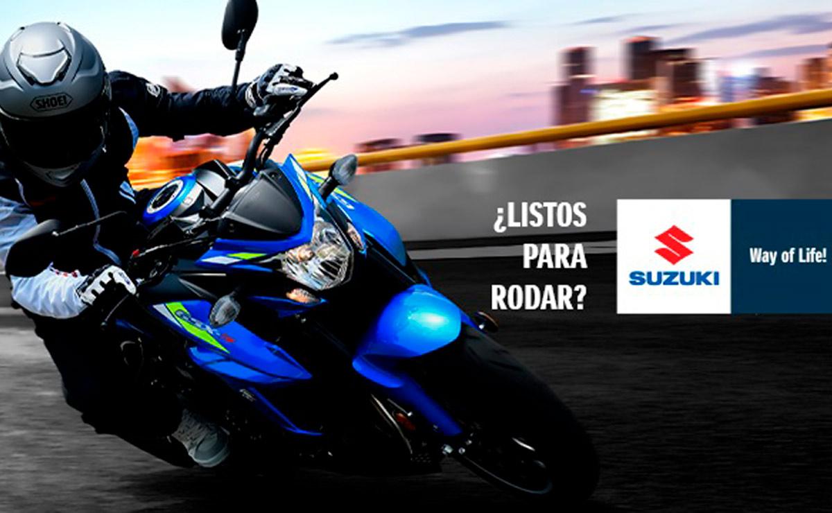 Suzuki regreso a la Argentina