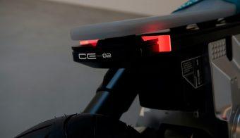 BMW CE-02 Concept detalle nombre modelo