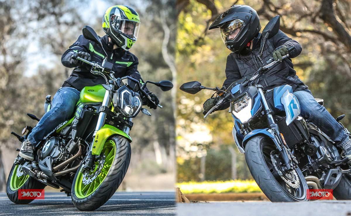 Benelli 302S vs CFMoto RZ400
