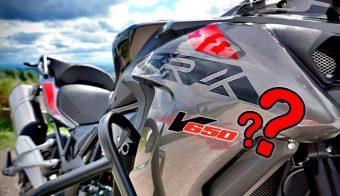 Benelli TRK V-Twin de 650cc portada duda