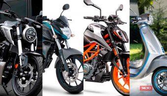 Honda, Yamaha, KTM y Piaggio alianza