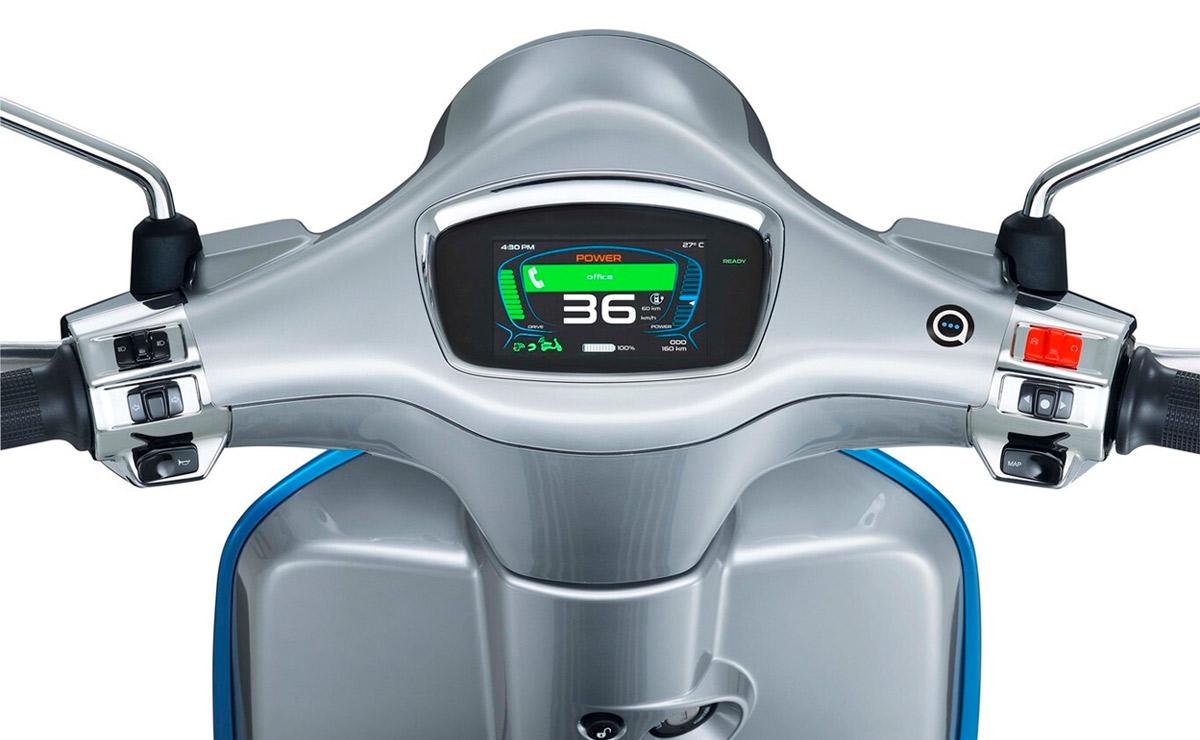 Honda, Yamaha, KTM y Piaggio alianza por baterías