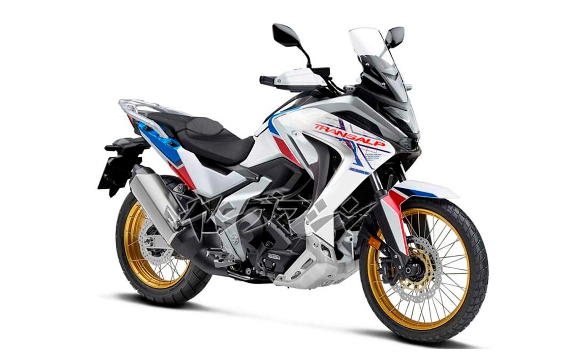 Posible Honda Transalp 2022