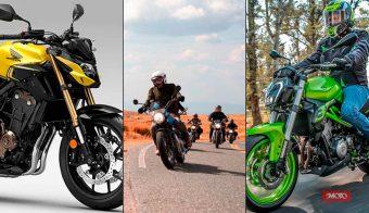 Resumen semanal Honda, Benelli, Royal Enfield