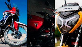 Resumen semanal Honda, Triumph, Benelli