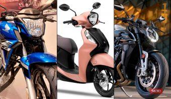 Resumen semanal Honda, Yamaha, MV Agusta