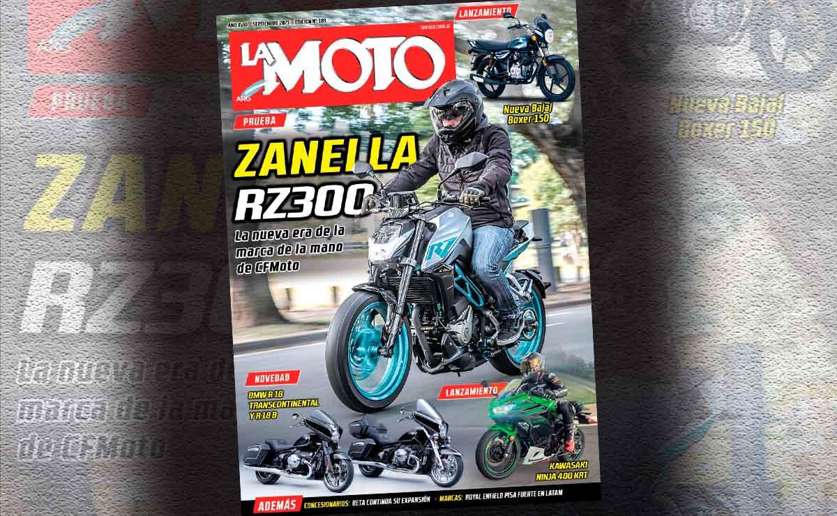 bajaj zanella la moto