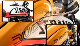 Ducati Scrambler 2022 dos versiones