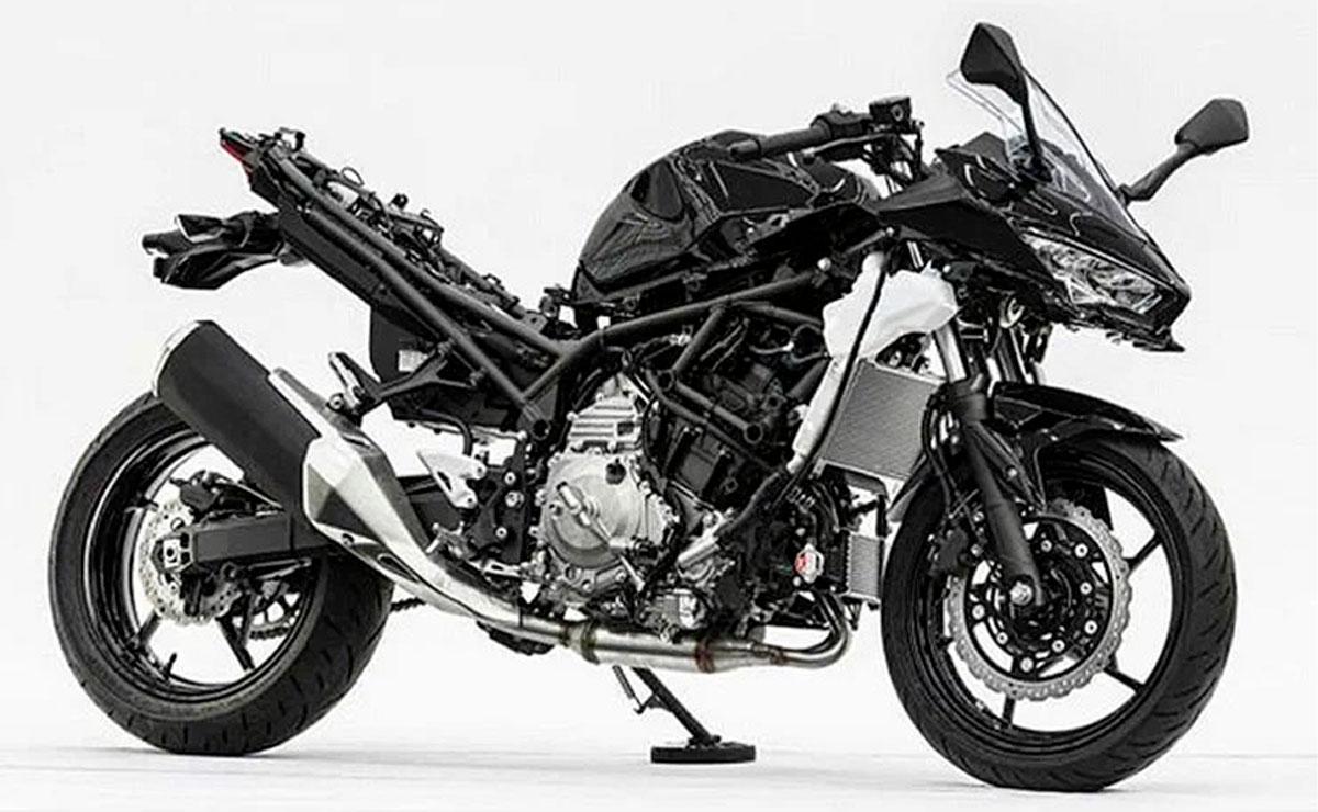 Kawasaki definió su futuro híbrido