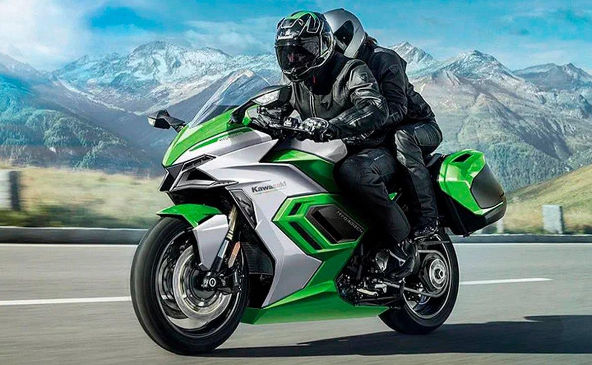 Kawasaki definió su futuro motos eléctricas