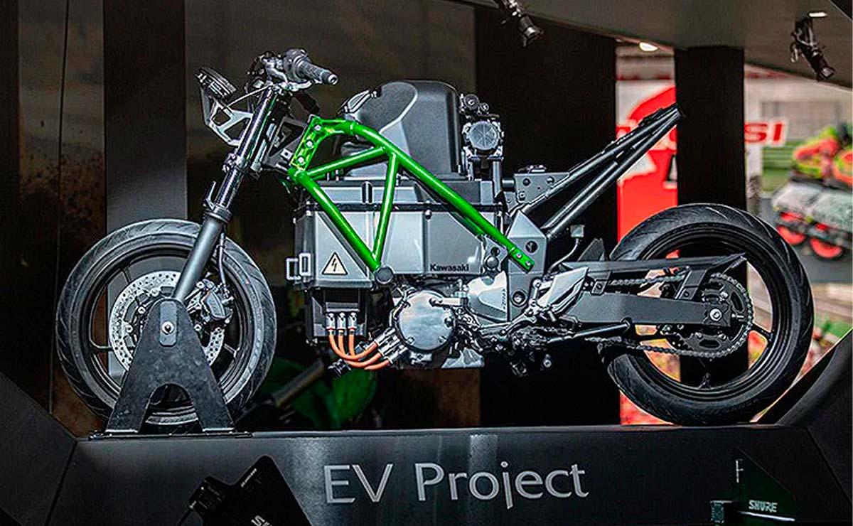 Kawasaki definió su futuro prototipo