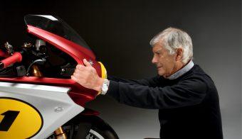 MV Agusta Superveloce Ago estudio Giacomo Agostini