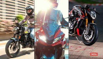 Resumen semanal Benelli Suzuki Triumph