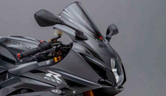 Suzuki GSXR-1000R Phantom 2021 detalle faro delantero