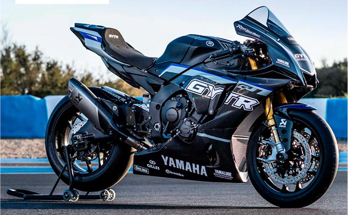 Yamaha R7 Kit Race ambiente